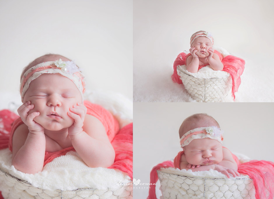Natural Newborn Photography in Katy Texas by Denise Cowan Photography