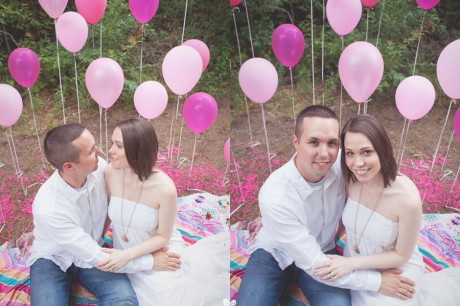 Gender reveal session katy texas-7