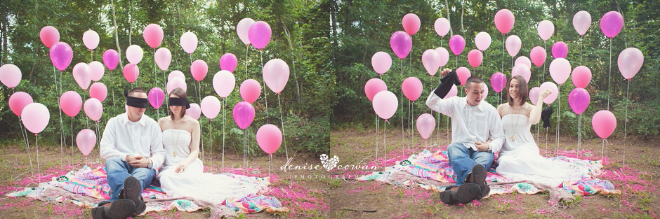 Katy Tx Gender Reveal Photography