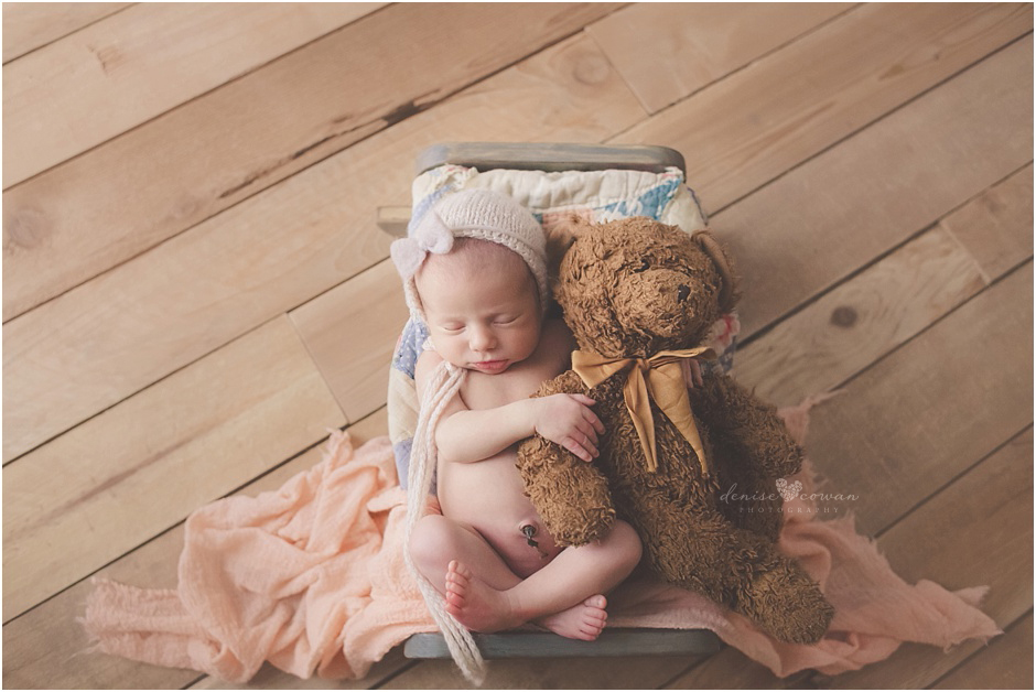 heirloom-teddy-bear-with-newborn